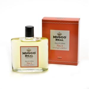 """MUSGO REAL EdC #1 """"orange amber"""" 100ml (Test. 5ml)"""