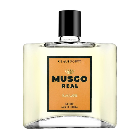 "MUSGO REAL EdC #1 ""orange amber"" 100ml (Test. 5ml)"