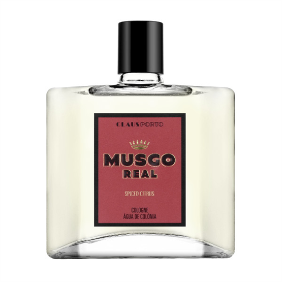 "MUSGO REAL EdC #3 ""spiced citrus"" 100ml (Tst. 5ml)"