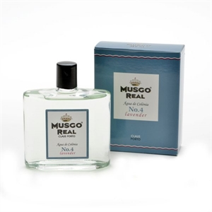 "MUSGO REAL EdC #4 ""lavender"" 100ml (Testmenge 5ml)"