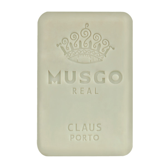 """MUSGO REAL Körperseife Men's """"Classic Scent"""" 160g"""