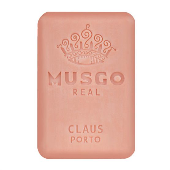 "MUSGO REAL Körperseife Men's ""Spiced Citrus"" 160g"