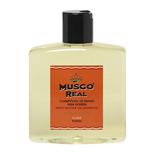 "MUSGO REAL Dusche ""Orange Amber"" 250ml (TM 10ml)"