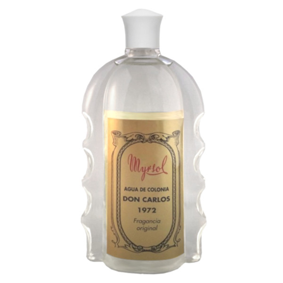 "MYRSOL Eau de Cologne ""DON CARLOS"" Glasfl. 235ml"