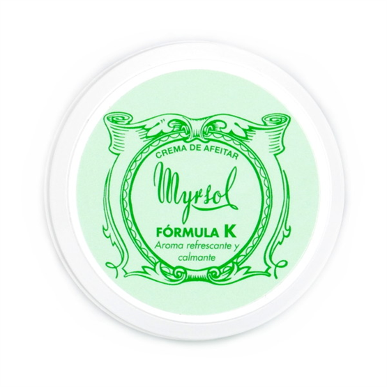 "MYRSOL Rasiercreme ""Formula K"" 150g"