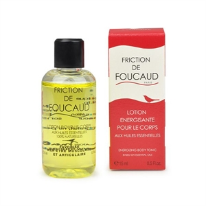 PROBE 15ml FRICTION DE FOUCAUD Einreibung / AS