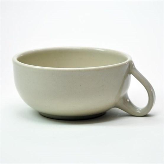 SWK Rasier-Mug, Modell CLASSIC, Farbe CREME natur