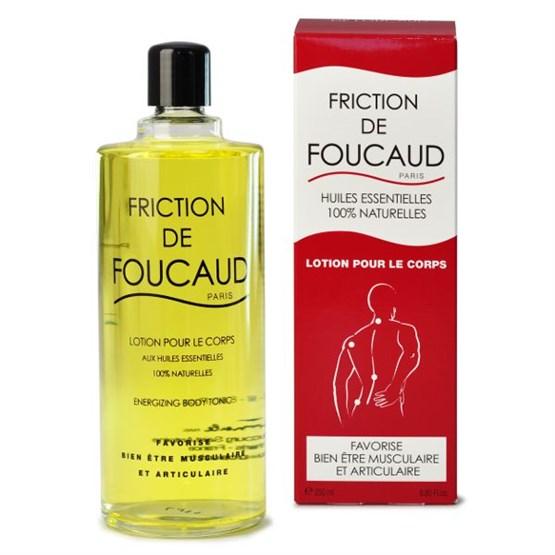 FRICTION DE FOUCAUD Einreibung / Aftershave 250ml