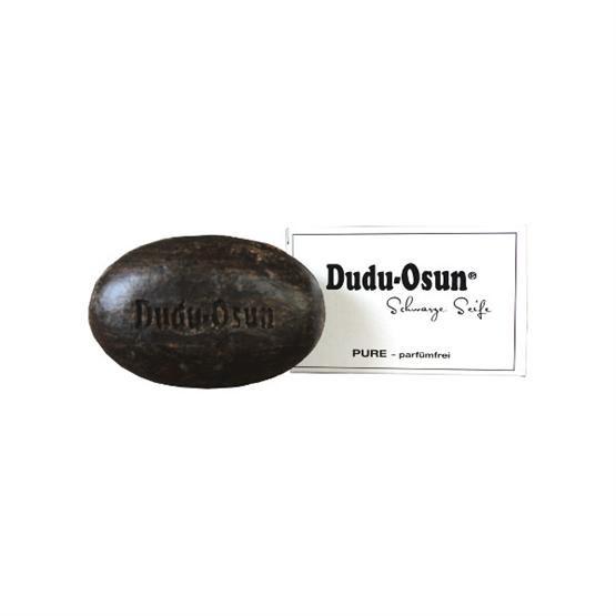 "Dudu-Osun® schwarze Seife ""pure"" ohne Parfüm 25g"