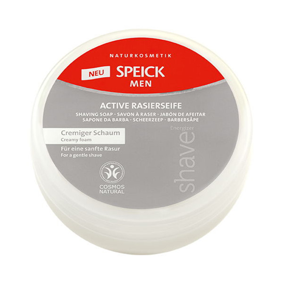 SPEICK MEN ACTIVE Rasierseife Tiegel 150g