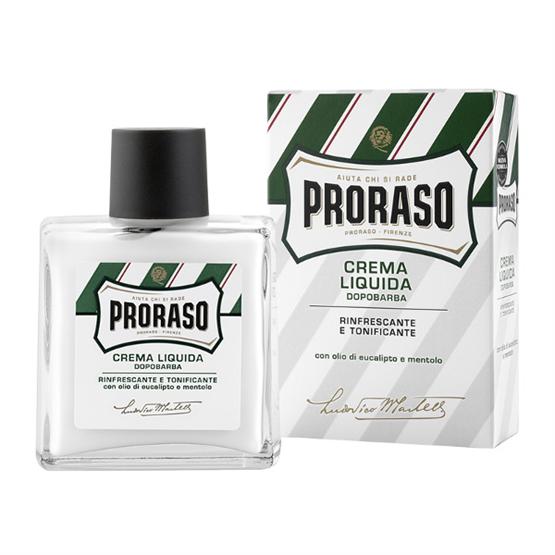 """PRORASO Aftershave Balsam """"klassisch"""" (grün) 100ml"""