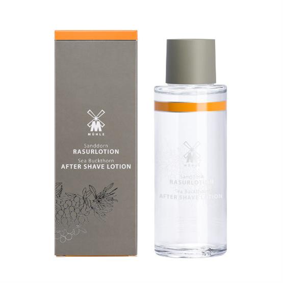 "MÜHLE Aftershave Lotion ""Sanddorn"" Flasche 125ml"