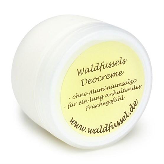 Waldfussel Deo-Creme mit verschiedenen Düften 30ml