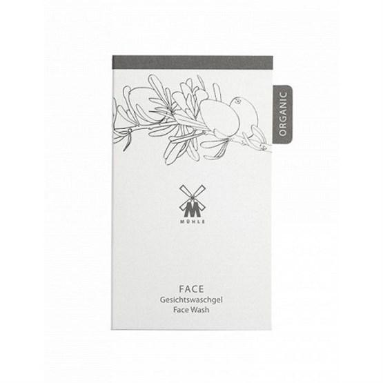 PROBE 3ml MÜHLE ORGANIC Gesichtswaschgel