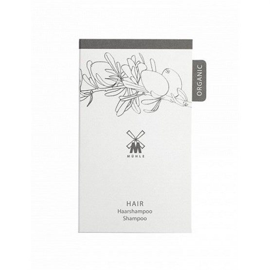 PROBE 3ml MÜHLE ORGANIC Haarshampoo