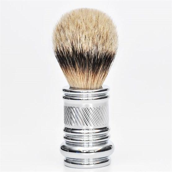 Rasierpinsel MERKUR 138001 Silberspitze
