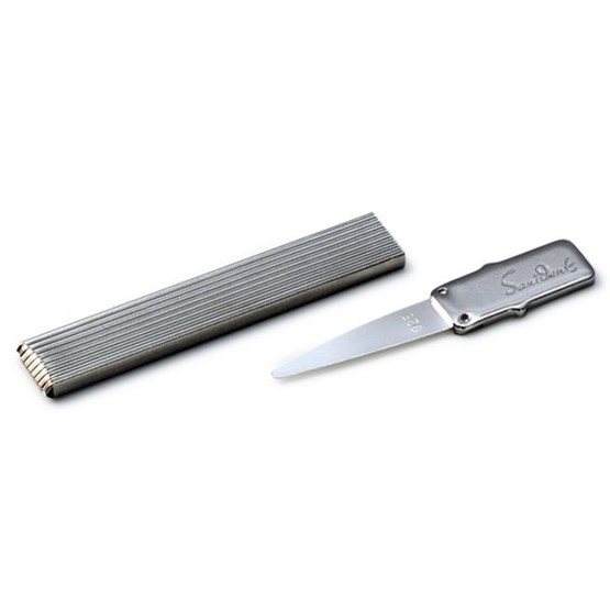 Zahnstocher mit Silberblatt Sanident