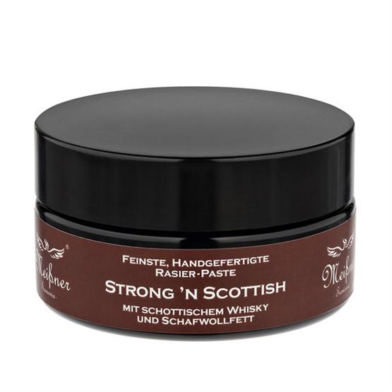"""Meißner Rasierpaste """"Strong'n Scottish"""" 100ml"""