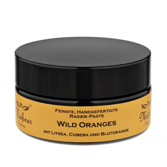 """Meißner Rasierpaste """"Wild Oranges"""" 100ml"""