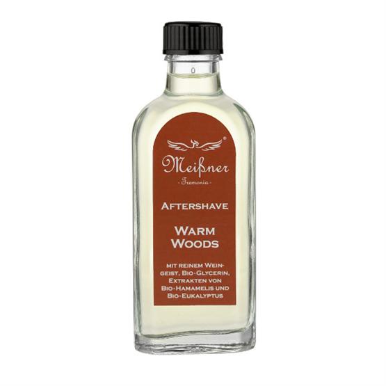 """Meißner Aftershave """"Warm Woods"""" 100ml"""