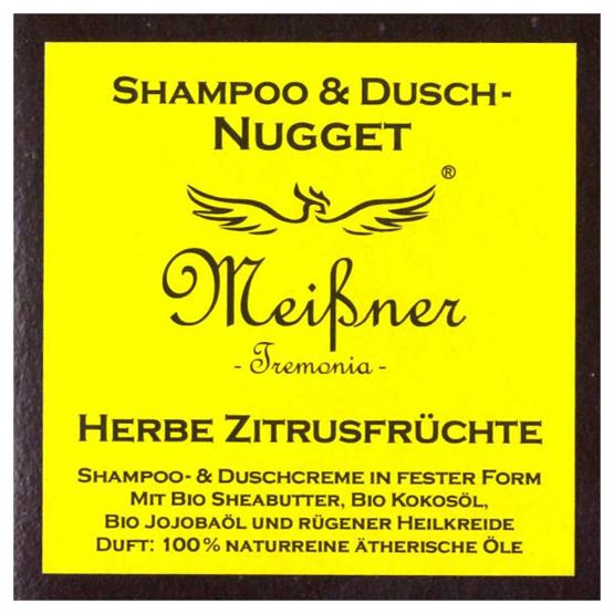 """Meißner Duschnuggets """"Herbe Zitrusfrüchte"""" 95g"""