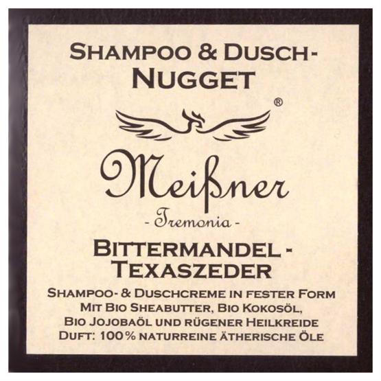 "Meißner Duschnuggets ""Bittermandel-Texaszeder"" 95g"