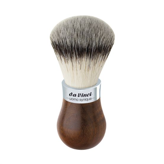 DA VINCI Rasierpinsel SYNIQUE 22mm Kebony®-Holz