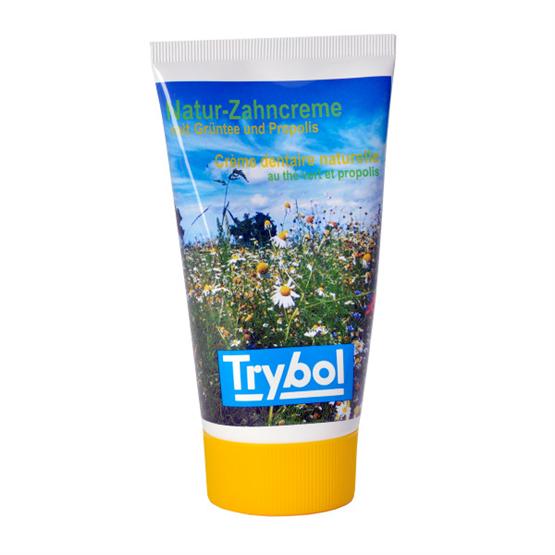 TRYBOL Natur-Zahncreme (ohne Fluorid) 150ml