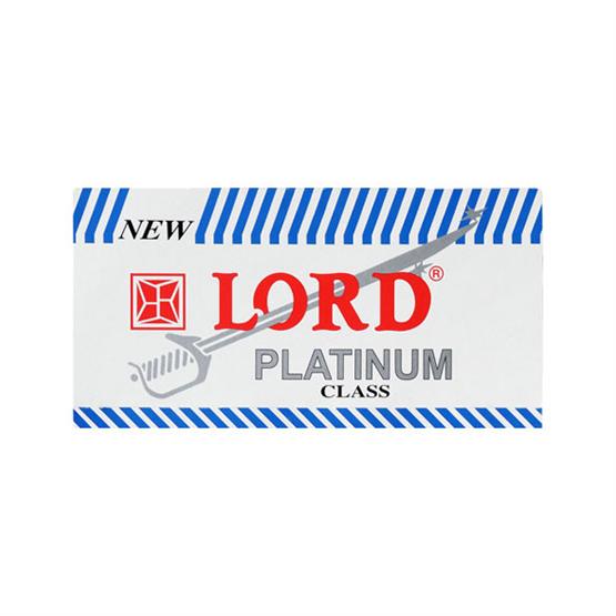 Rasierklingen LORD PLATINUM - 5 Klingen