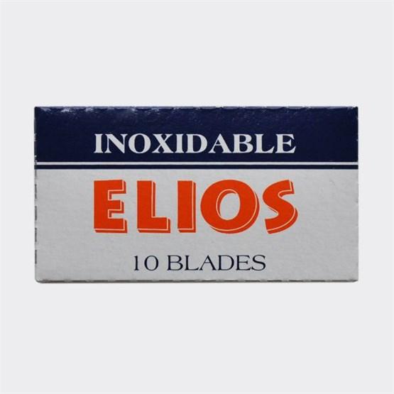 Rasierklingen ELIOS INOXIDABLE - 10 Klingen