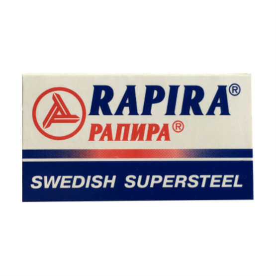 Rasierklingen RAPIRA Swedish Supersteel 5 Klingen