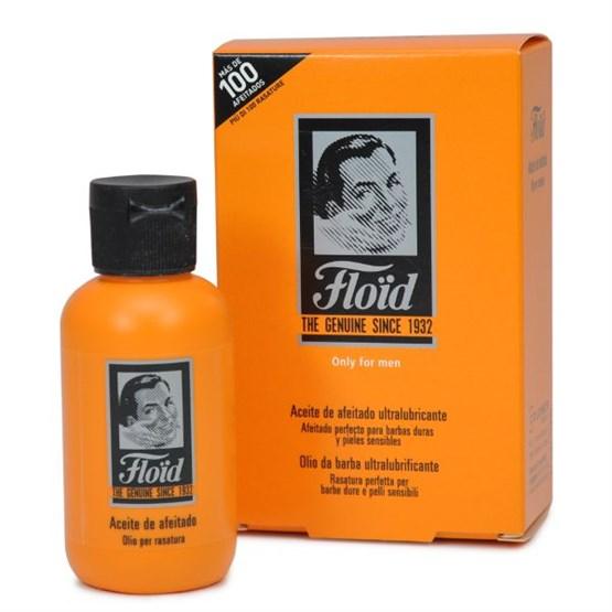 FLOID Rasieröl f. harten Bart u sensible Haut 50ml