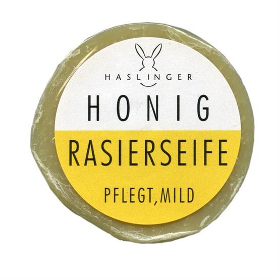 """HASLINGER Rasierseife """"Honig"""" 60g"""