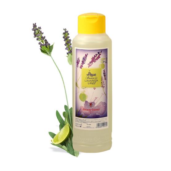 "ALVAREZ GOMEZ AGUA FRESCA ""Lavendel Limette"" 750ml"