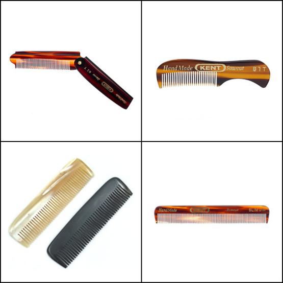 EDC: Haarkämme und -bürsten