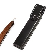 G+F Rasiermesser-Etui aus Rindleder, für 1 Messer