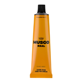 """MUSGO REAL Rasiercreme """"Orange Amber"""" 100g"""