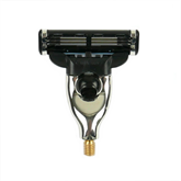 RAZOLUTION EVO M Adapter M5 auf Gillette® Mach3®