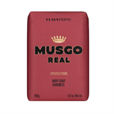 MUSGO REAL Körperseife Men's