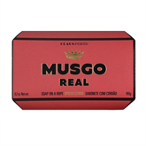 "MUSGO REAL Körperseife am Seil ""Spiced Citrus 190g"
