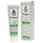 "KARO (kapo) Rasiercreme ""fresh"" Tube 100ml"