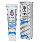 "KARO (kapo) Rasiercreme ""sensitive"" Tube 100ml"