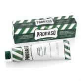 "PRORASO Rasiercreme ""klassisch"" (grün) Tube 150ml"