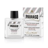 "PRORASO Aftershave Balsam ""sensitiv"" (weiß) 100ml"