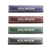 Rasiermesserscheide, RM-Box in 4 Farben, Größe L