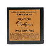 "Meißner Rasierseife ""Wild Oranges"" Nachf. 65g"