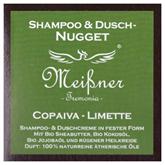 """Meißner Duschnuggets """"Copaiva - Limette"""" 95g"""