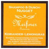 """Meißner Duschnuggets """"Koriander - Lemongras"""" 95g"""