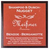 "Meißner Duschnuggets ""Benzoe - Bergamotte"" 95g"