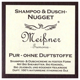 "Meißner Duschnuggets ""Pur - ohne Duftstoffe"" 95g"